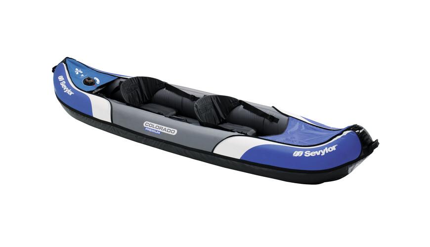 Sevylor Colorado Premium - Kayak - gris/bleu